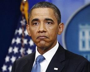 Obama Looking Weird